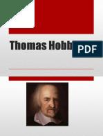 10. Thomas Hobbes