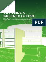 DLA Piper_Green Building Initiative_Towards a Greener Future_survey Repo