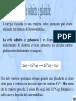 D23 Celle Elettrochimiche, Legge Di Faraday