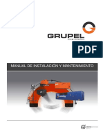 Manual Mantencion Grupel
