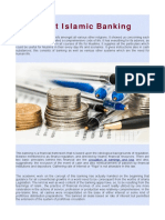 About Islamic Banking