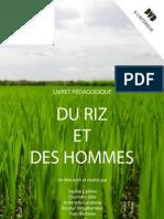 Livret pédagogique - Du riz et des hommes