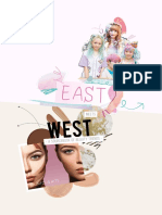 East Meets West - A Sourcebook of Beauty Trends v8