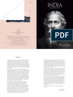 India Perspectives- Special Issue on Rabindranath Tagore