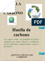 Huella de Carbono