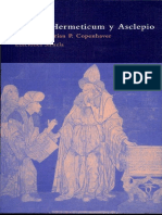 252276716 Corpus Hermeticum y Asclepio Copenhaver PDF