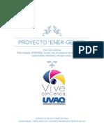 Proyecto Para Concurso_Vive Con Ciencia