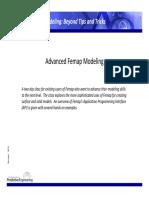 Advanced Femap Modeling 2010