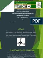 Creacion de Energia a Travez Del Metano. CARRILLO Y ELSTON