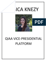 Platform Jessica Knezy