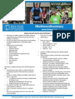 Brain Injury Fact Sheet