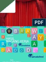 PPT Magang  Arif H