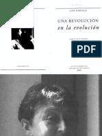 [Biología] Margulis, Lynn - Una revolución en la evolución.pdf