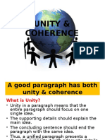 Lecture 3 -Unity Coherence Part II (1)