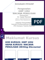 Pengenalan GWP1092 Wacana Penulisan.pptx