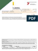 Informe de Vida Laboral
