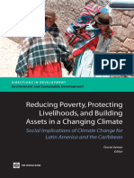 Reducing Poverty, Protecting Livelihoods, and Building Assets in a Changing Climate