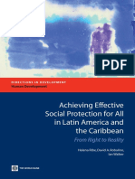 Achieving Effective Social Protection for All in Latin America and the Caribbean