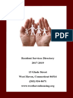 resident services directory