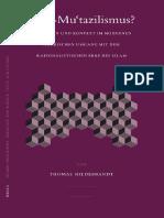IPTSTS 071 - Neo-Muʿtazilismus_Intention und Kontext im modernen arabischen Umgang mit dem rationalistischen Erbe des Islam.pdf