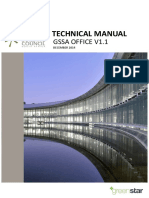 Green Star SA Office v1 1 Technical Manual 201411