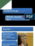 Dilemma Court Jury
