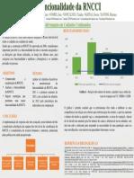 Poster - Funcionalidade da Rede