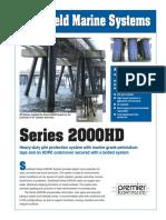 Premier Coatings SeaShield Series 2000HD