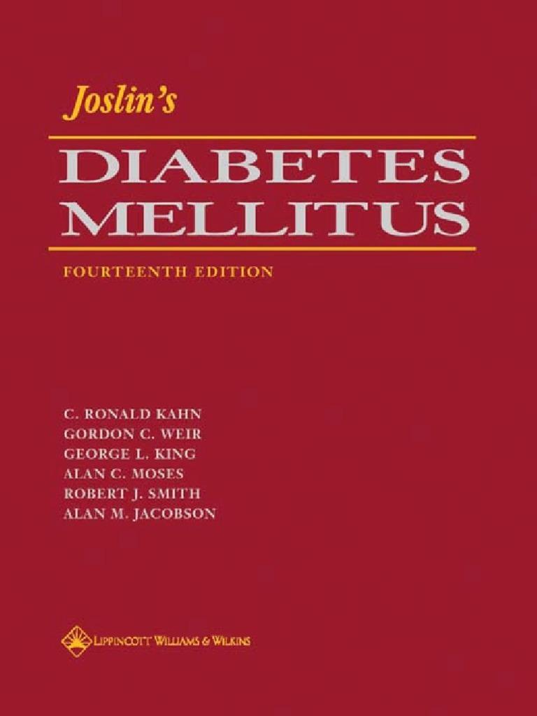 Joslin s diabetes mellituspdf doctor of medicine medical school fandeluxe Choice Image