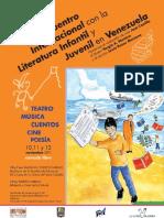 6to Encuentro Internacional Con La Literatura Infantil y Juvenil