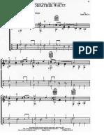 El Padrino - Partitura Vals de Nino Rota
