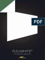 Fullwhite Brochure