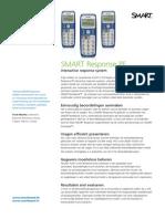 Productblad SMART Response PE NL