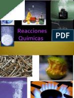 Reacciones Quimicas Generales