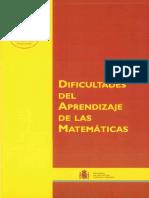 Dificultades en el aprendizaje de las mateamticas.pdf