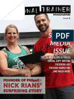 Personal Trainer Magazine Issue 8
