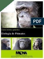 Programa Etologia Primates 2010 ESP v2