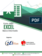 Curso Excel Básico Intermedio Final