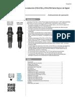 Electrodo Ph-georg Fisher-2724 Manual