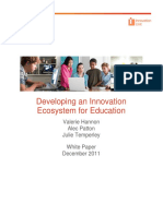Developing an Innovation Ecosystem for Education_Cisco-IU_0