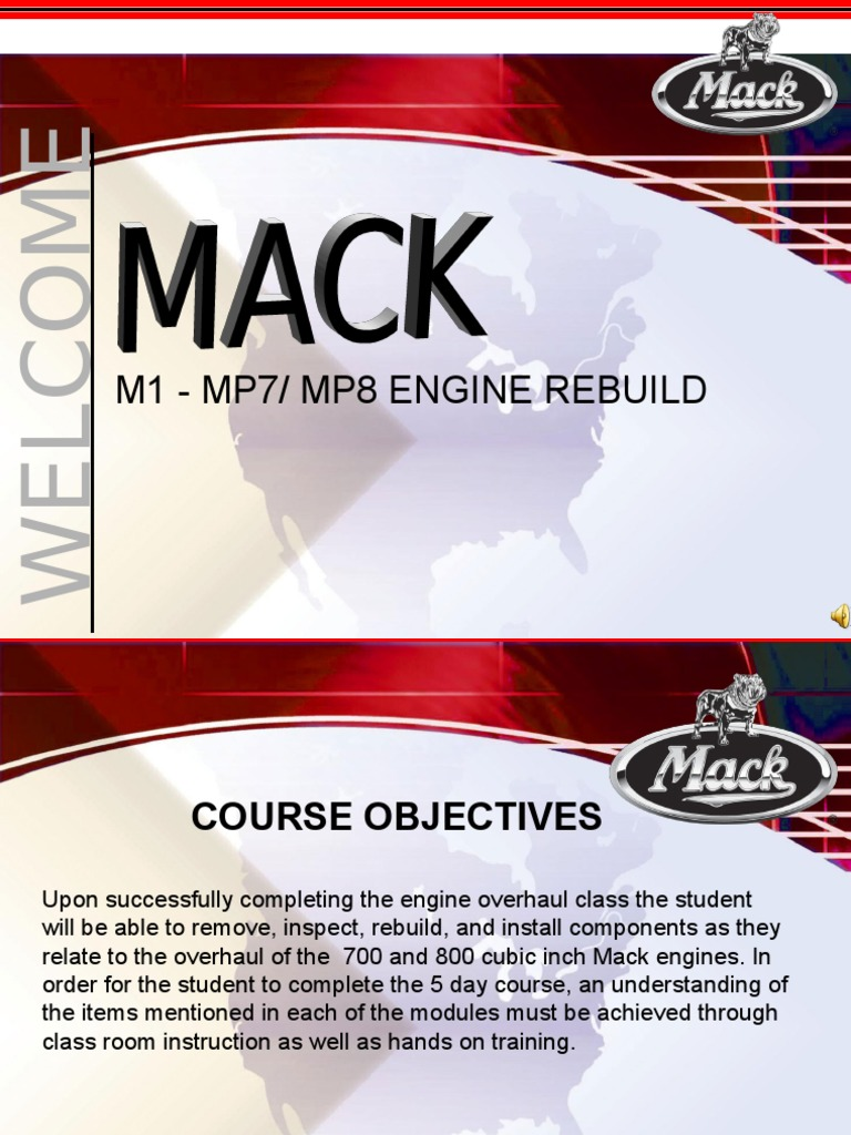M1 MP-7 and MP-8 Overhaul | Piston | Cylinder (Engine)