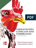 Farmacologia Clinica en Aves Comerciales