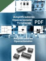 Amplificador Operacional y Tiristores