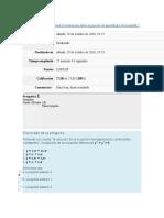 Evaluación Unidad 2. Ecuaciones Diferenciales