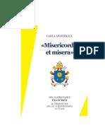 Misericordia Et Misera