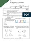 Prueba de Avance II Semestre Matemática 3
