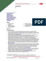 Ficha Técnica - Isobutanol Sigma