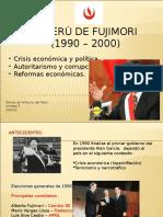 El Perú de Fujimori
