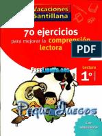 70 Ejercicios Para Mejorar La Comprension Lectora FREELIBROS.org