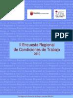 71315-II Encuesta Regional Condiciones de Trabajo